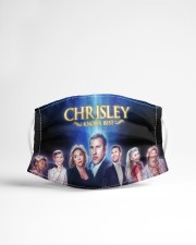 CHRISLEY KNOWS BEST Lovers Cloth face mask aos-face-mask-lifestyle-22