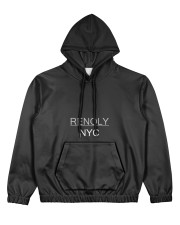 Renoly NYC - Dark Colors Women's All Over Print Hoodie thumbnail