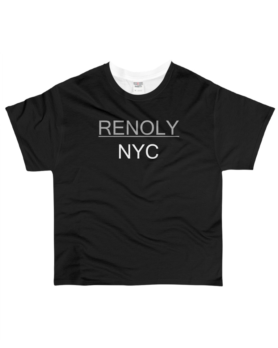 Renoly NYC - Dark Colors All-over T-Shirt