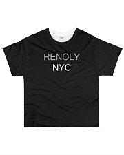 Renoly NYC - Dark Colors All-over T-Shirt front