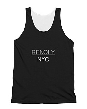 Renoly NYC - Dark Colors All-over Unisex Tank thumbnail