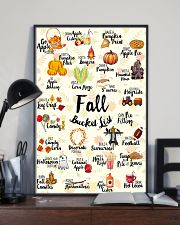 Fall Bucket List 11x17 Poster lifestyle-poster-2