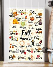 Fall Bucket List 11x17 Poster lifestyle-poster-4