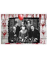 Horror Movie Horizontal Poster tile