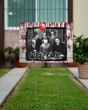 Horror Movie 24x18 Yard Sign aos-yard-sign-24x18-lifestyle-front-14