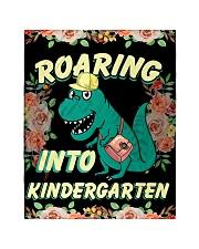 Roaring Into Kindergarten Back To School 2020 Quilt tile