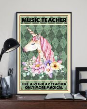 Music Teacher Poster 11x17 Poster lifestyle-poster-2