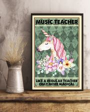 Music Teacher Poster 11x17 Poster lifestyle-poster-3
