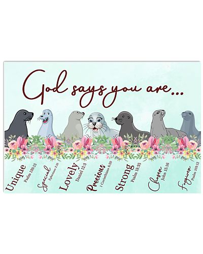 Sea Lion God Say You Are