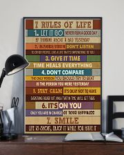 7 Rules Of Life Poster 11x17 Poster lifestyle-poster-2