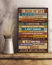 7 Rules Of Life Poster 11x17 Poster lifestyle-poster-3