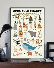 Animal Alphabet Poster 11x17 Poster lifestyle-poster-2
