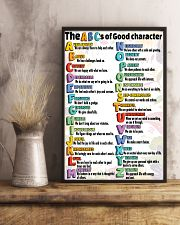 ABC's of Good Character 11x17 Poster lifestyle-poster-3