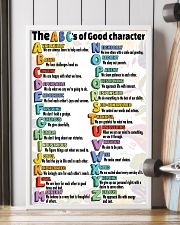 ABC's of Good Character 11x17 Poster lifestyle-poster-4