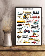 Teacher Transport Alphabet 11x17 Poster lifestyle-poster-3