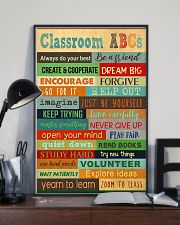 Classroom ABCs Poster 11x17 Poster lifestyle-poster-2