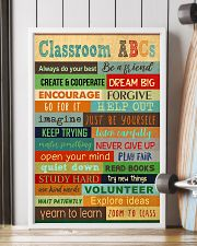 Classroom ABCs Poster 11x17 Poster lifestyle-poster-4