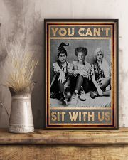 You Can't Sit With Us Vintage 11x17 Poster lifestyle-poster-3