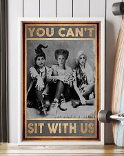 You Can't Sit With Us Vintage 11x17 Poster lifestyle-poster-4