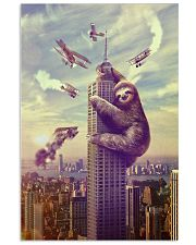 Sloth 11x17 Poster front
