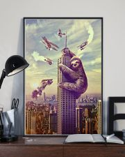 Sloth 11x17 Poster lifestyle-poster-2