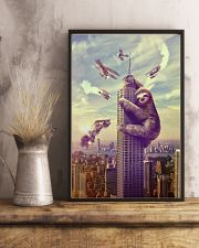 Sloth 11x17 Poster lifestyle-poster-3