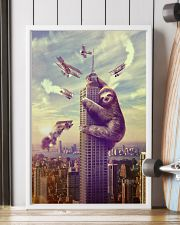 Sloth 11x17 Poster lifestyle-poster-4