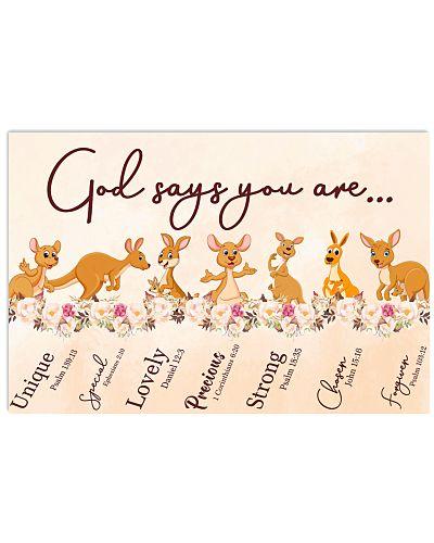 Kangaroo God Say You Are