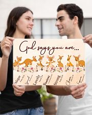 Kangaroo God Say You Are 17x11 Poster poster-landscape-17x11-lifestyle-20