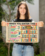 Come In Learn About Everything You Like Poster 17x11 Poster poster-landscape-17x11-lifestyle-19