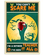 You Can't Scare Me Poster 11x17 Poster front