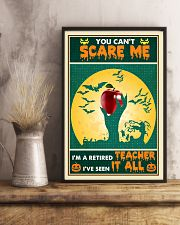 You Can't Scare Me Poster 11x17 Poster lifestyle-poster-3