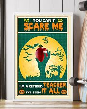 You Can't Scare Me Poster 11x17 Poster lifestyle-poster-4