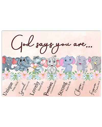 Elephant God Say You Are