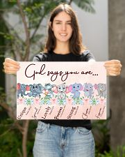 Elephant God Say You Are 17x11 Poster poster-landscape-17x11-lifestyle-19