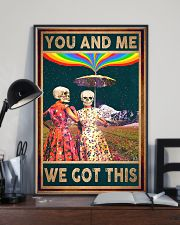 BFFs Skull You And Me We Got This 11x17 Poster lifestyle-poster-2