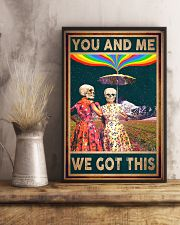BFFs Skull You And Me We Got This 11x17 Poster lifestyle-poster-3