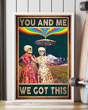 BFFs Skull You And Me We Got This 11x17 Poster lifestyle-poster-4