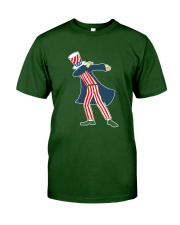 Dabbing Patriot Fourth Of July T Shirt 78 Classic T-Shirt front