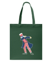 Dabbing Patriot Fourth Of July T Shirt 78 Tote Bag thumbnail