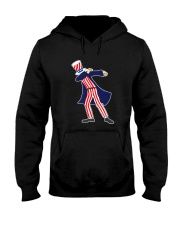 Dabbing Patriot Fourth Of July T Shirt 78 Hooded Sweatshirt thumbnail