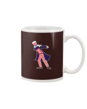 Dabbing Patriot Fourth Of July T Shirt 78 Mug thumbnail