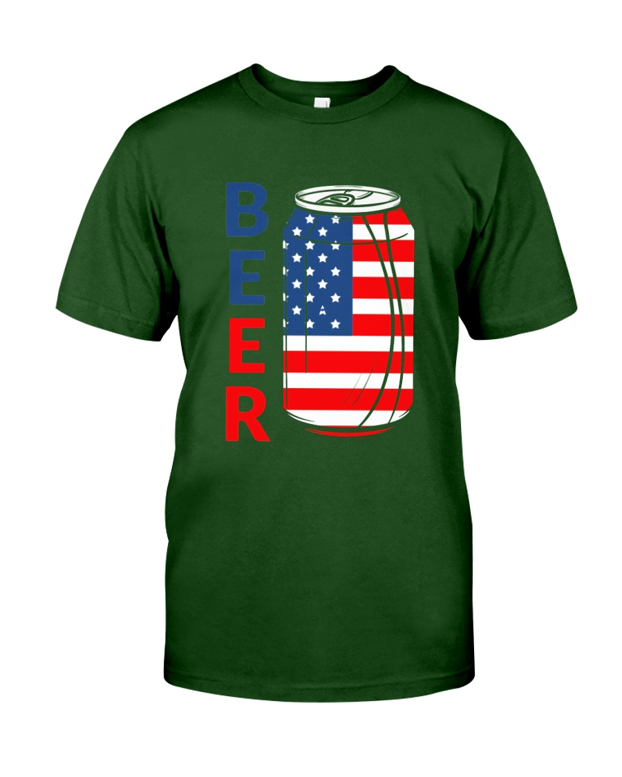 4Th Of July 49 Classic T-Shirt