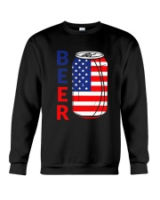4Th Of July 49 Crewneck Sweatshirt thumbnail