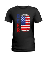 4Th Of July 49 Ladies T-Shirt thumbnail