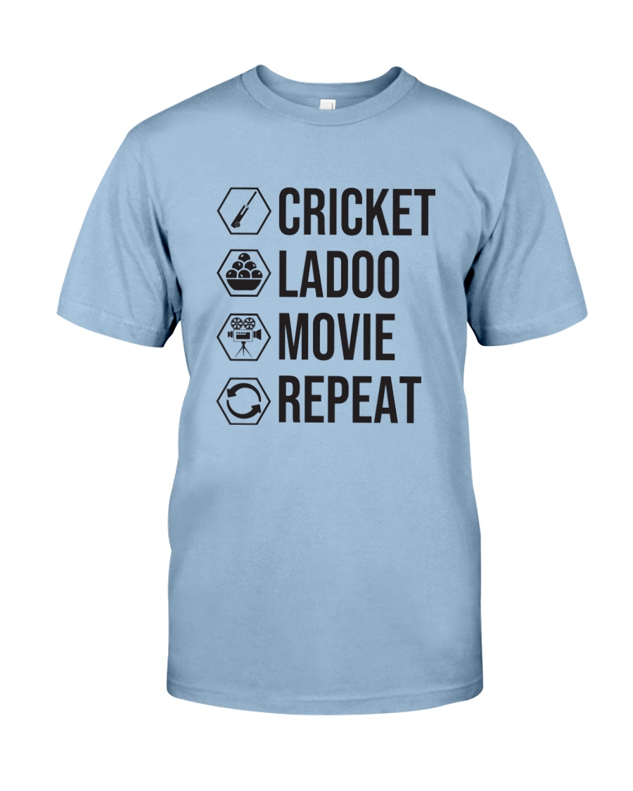Cricket Ladoo Premium Fit Mens Tee
