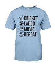 Cricket Ladoo Premium Fit Mens Tee front