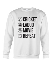 Cricket Ladoo Crewneck Sweatshirt thumbnail