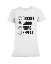 Cricket Ladoo Premium Fit Ladies Tee thumbnail