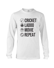 Cricket Ladoo Long Sleeve Tee thumbnail